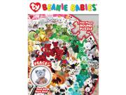 Ty Beanie Babies Peace Bear 700 Piece Round Puzzle By Masterpieces Puzzle Co.