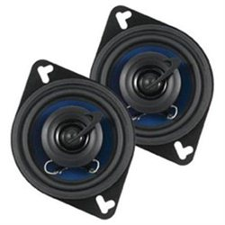Planet Audio ANARCHY AC32 Speaker - 60 W RMS - 2-way - 2 Pack - 80 Hz to 20 kHz - 4 Ohm