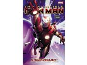 Invincible Iron Man 5 Iron Man