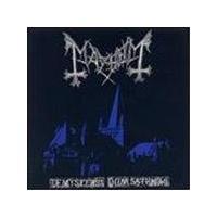 Mayhem - De Mysteriis Dom Sathanas (Music Cd)