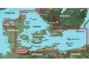 Garmin Heu021r - Denmark East & Sweden Southeast