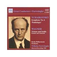 Tchaikovsky/Wagner - Symphony No. 6/Tristan Und Isolde (Furtwangler, Berlin PO) (Music CD)