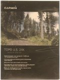 Garmin US TOPO! 24K Topographical Maps of Washington and Oregon (microSD/SD Card)