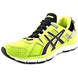 ASICS Men's Gel-Synthesis Running Shoe,Lime/Black/Lime,13 M US