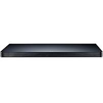 Lg Lap340 Soundplate Slim Surround Sound Speaker - 4.1 Channel Sound - Bluetooth Audio Streaming - Sound Sync Wireless - Dual Subwoofers - Digital Optical Input - Black