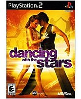 Activision 047875754317 Dancing With The Stars For Playstation 2