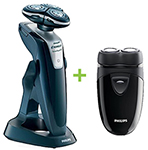Norelco 1255x Sensotouch 3d Electric Razor With Gyroflex 3d And Ultrat