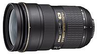 Nikon 2164 Af-s Nikkor 24-70mm F/2.8g Ed Lens