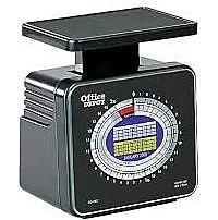 Office Depot 735854995232 Mechanical 2 lbs Postal Scale provides an easy way to weight mail and packages to ensure that you meet the requirements for designated shipping methods.