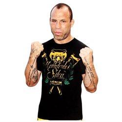 Venum Wanderlei The Axe Murderer Silva T-Shirt