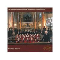 Wilten Boys Choir in the court Church Innsbruck (Music CD)