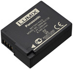 Panasonic Dmw-blc12 (single Pack) Rechargeable Lithium-ion Battery
