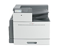 The Lexmark C950DE features professional quality A3 color printing, flexible features, outstanding media handling, an intuitive touch screen and easy to use workflow solutions.
