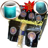 cgb_72748_1 Danita Delimont - Jellyfish - Blue Blubber Jellyfish invertebrate, Australia-AU01 POX0140 - Pete Oxford - Coffee Gift Baskets - Coffee Gift Basket