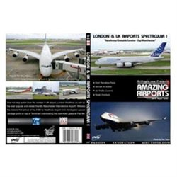Daron Worldwide Trading AD21 London And Uk - Heathrow & Manchester DVD 80 Minutes