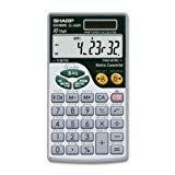 Sharp Calculators EL344RB 10-Digit Calculator with Punctuation