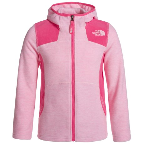 The North Face Viva Fleece Hoodie - Full Zip (for Little And Big Girls)