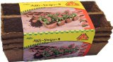 Jiffy 5254 4 Count Seed Start Strips, 2-1/2-Inch