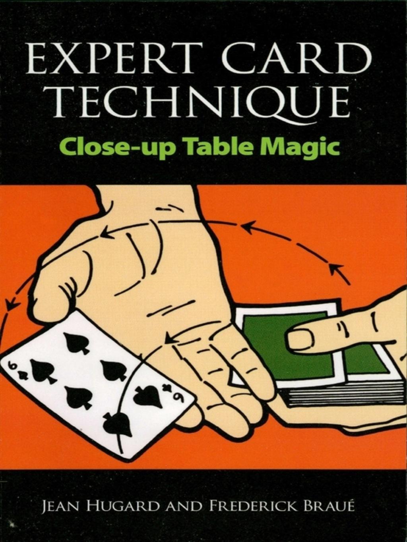 Expert Card Technique (ebook)