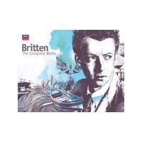 Various Artists - Britten: The Complete Works (Box Set) (Music CD)