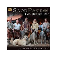 Saor Patrol - Two Headed Dog (Music CD)
