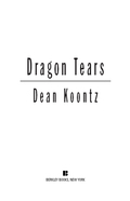 A cop races against time to prevent his own death in this heart-pounding thriller from #1 New York Times bestselling author Dean Koontz