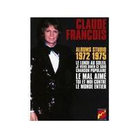 Claude François - Coffret Albums Studio 1972-1975 (Music CD)