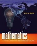 Mathematics: Its Power And Utility, 9e