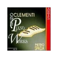 Muzio Clementi - Piano Works - Complete Edition Vol. 18 (Spada) (Music CD)
