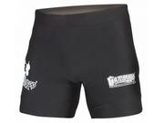 Gameness Vale Tudo Mma Shorts - Small - Black