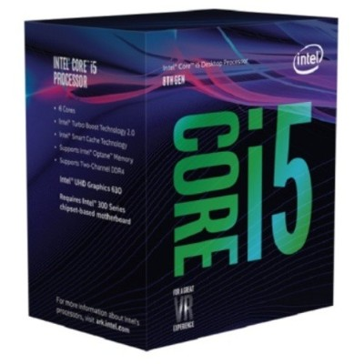 Intel Bx80684i38350k 8th Gen Intel Core I3 8350k - 4 Ghz - 4 Cores - 4 Threads - 8 Mb Cache - Lga1151 Socket - Box