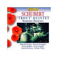 Franz Schubert - Trout Quintet: Moments Musicaux