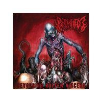 Putrified J - Devouring Rotten Viscera (Music CD)