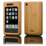 Vers Handcrafted Wood ShellCase for iPhone - Bamboo
