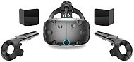 Vive 99haln015-00 Virtual Reality System - Dual Amoled 3.6-inch Displays - Fully Immersive - Stream Vr Tracking - Black