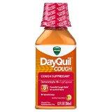 Vicks Dayquil Cough Citrus Blend Flavor Liquid 12 Fl Oz