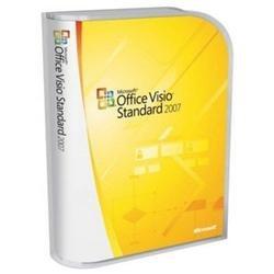 Microsoft Office Visio 2007 Standard - Upgrade