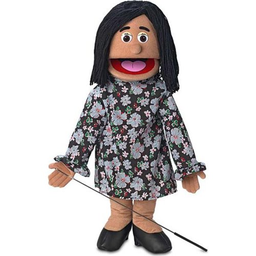 ''Maria'', 25in Ethnic Full Body Puppet, Hispanic