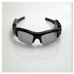SUNDVR1050 Sunglasses DVR With Built In MP3 Functions