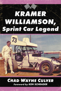 Sprint Car Hall of Famer Kramer Williamson began his 45-year professional career as a grassroots racer from Pennsylvania and became one of the most successful and beloved professional drivers of all time