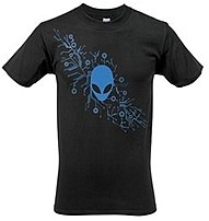 Alienware Aws2 Arena Gaming Gear T-shirt - Extra Large - Black