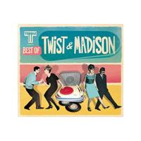Various Artists - Best of Twist & Madison (Music CD)