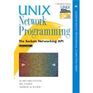 Unix Network Programming, Volume 1 The Sockets Networking Api