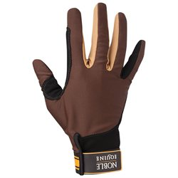 Noble Outfitters Perfect Fit Glove 9 Dark Chocolate
