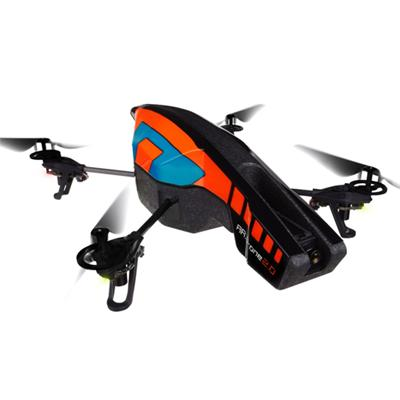Ar.drone 2.0 Quadricopter Controlled By Ipod Touch  Iphone  Ipad  And Android Devices -orange/blue