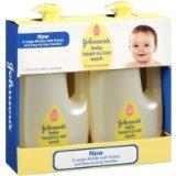Johnsons Baby Head to Toe Wash 2 X 33.8 Oz Bottles ** Larger Easy Grip Pump Bottles.**