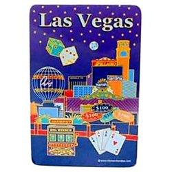 Las Vegas Playing Cards - Metallic, Las Vegas Souvenirs, Las Vegas Souvenir