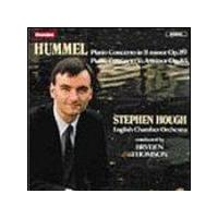 Johann Nepomuk Hummel - Piano Concertos (Thomson, English Chamber Orchestra, Hough) (Music CD)