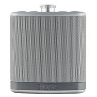 Ihome Bluetooth Soundflask Speaker - Silver By Ihome
