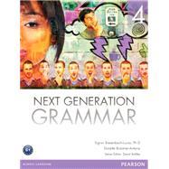 Next Generation Grammar 4 with MyEnglishLab